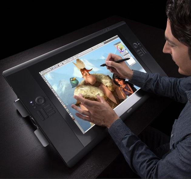 Wacom-Cintiq-24HD-Interactive-Graphic-Monitor-1