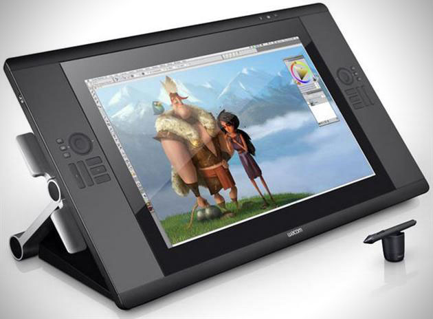 Wacom-Cintiq-24HD-Interactive-Graphic-Monitor-2