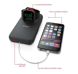 ZAGG-Charging-Station-for-iPhone-Apple-Watch-Packs-5000mAh-Power-Bank-2